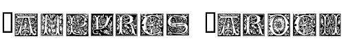 Visualizza dettagli per il font  Vampyres_Garden.ttf